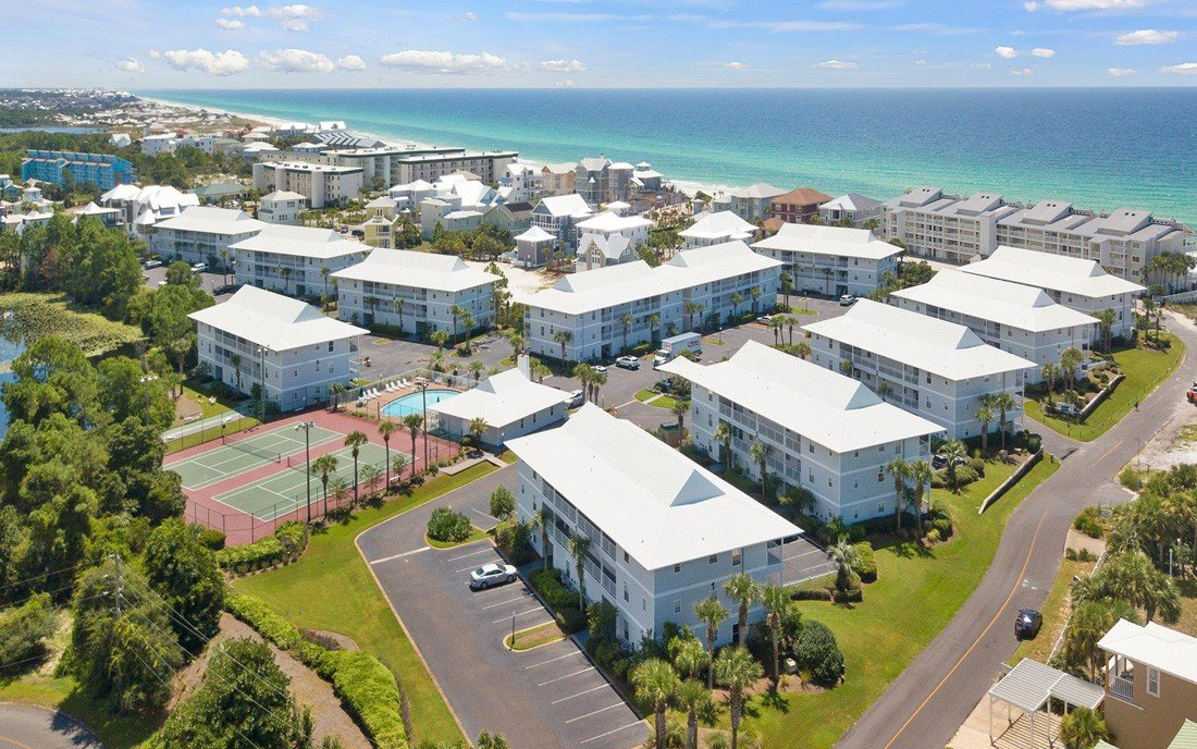 Beachside Villas Condominiums Santa Rosa Beach FL
