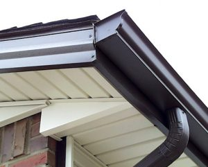 seamless aluminum gutters