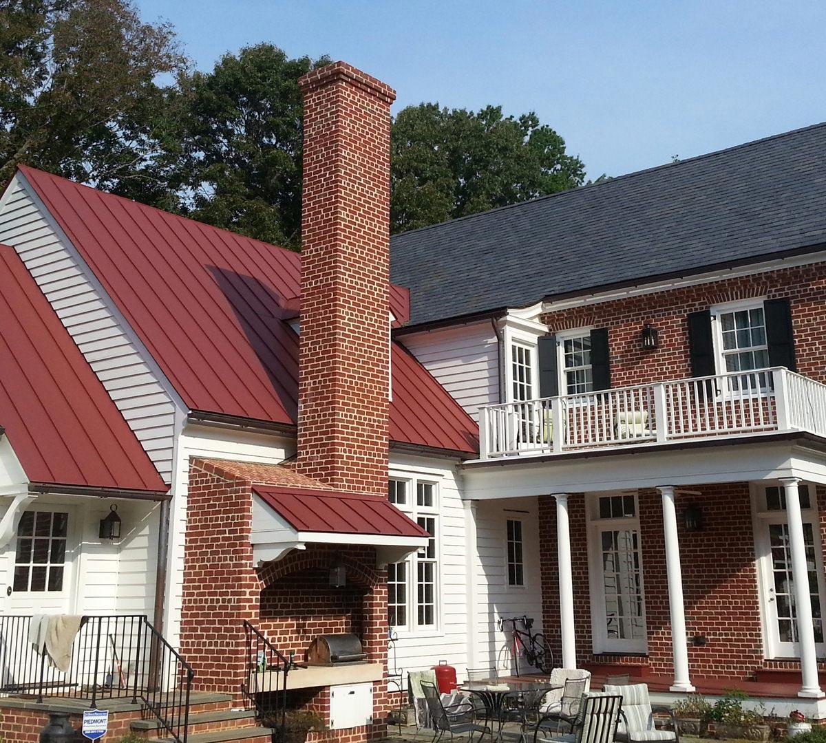 Residential Aluminum Roofing