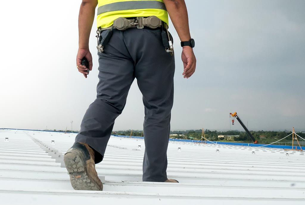 What Does Roof Maintenance Entail